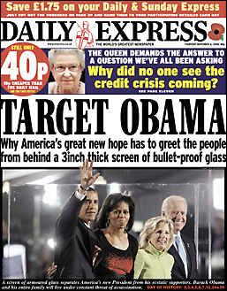 Target Obama